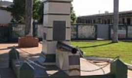 Nioaque - Monumento
