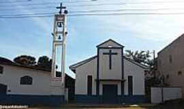 Nova Alvorada do Sul - Nova Alvorada do Sul-MS-Igreja de N.Sra.Aparecida-Foto:Sergio Falcetti