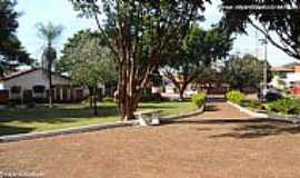 Nova Alvorada do Sul - Nova Alvorada do Sul-MS-Praça Antônio Dias da Costa-Foto:Sergio Falcetti