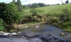 Nova América - Cachoeira do Corrego Agua Rasa, Por Wagner Silverio da Silva