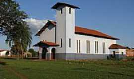 Nova América - Igreja de São João Batista-Foto:Burcardo