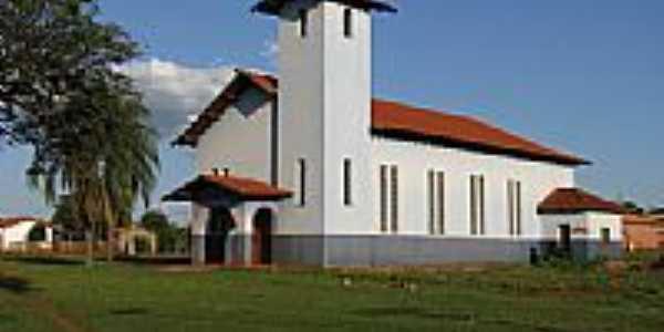 Igreja de São João Batista-Foto:Burcardo