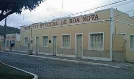 Boa Nova - Boa Nova-BA-Prefeitura Municipal-Foto:bomjesusnoticias.