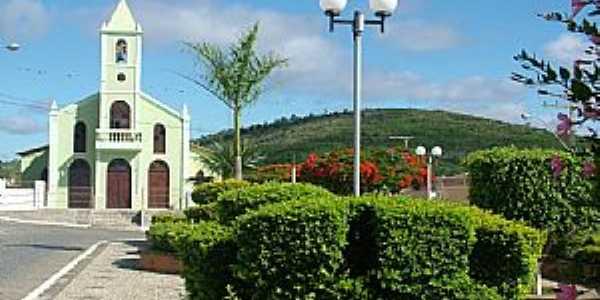 Boa Nova-BA-Igreja de N.Sra.da Boa Nova-Foto:Nelson Lago Duarte
