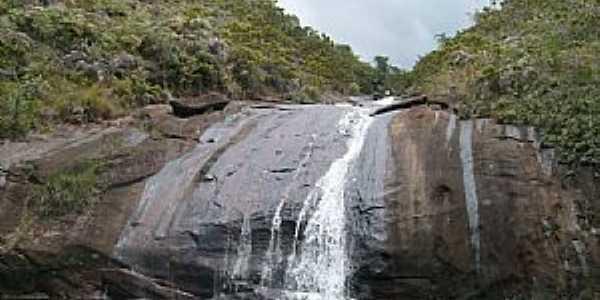 Boa Nova-BA-Vista da cachoeira-Foto:alexandredocerrado