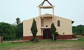 Nova Esperança - Igreja Católica no Distrito de Nova Esperança-Foto:Barth Sol