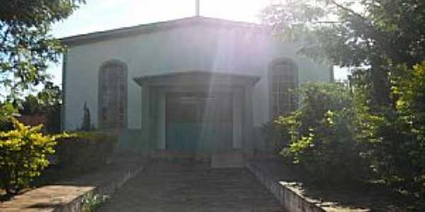Novo Horizonte do Sul-MS-Igreja de N.Sra.Aparecida-Foto:Sergio Falcetti