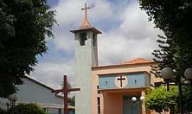 Panambi - Panambi-MS-Igreja do Distrito-Foto:Paulo Yuji Takarada
