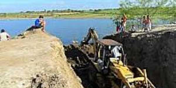 Barragem em Boa União-Foto:jornalanossavoz