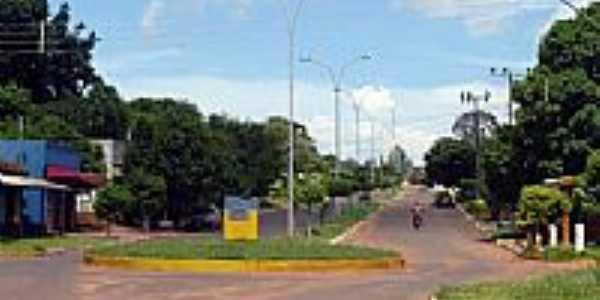 Av. Ayrton Senna da Silva em Paranhos-MS