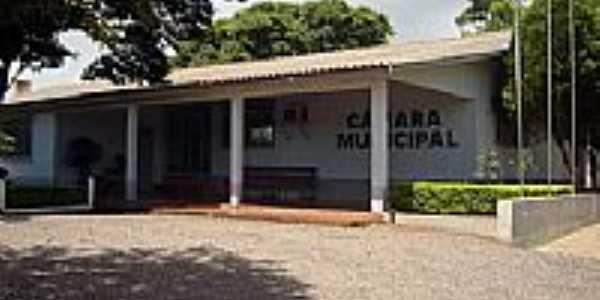 Câmara Municipal de Paranhos-MS