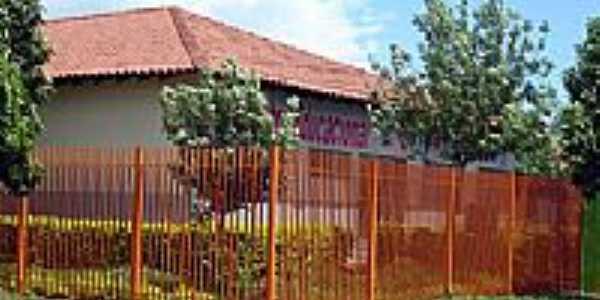 Creche Criança Feliz - Vila Nova-Paranhos-MS