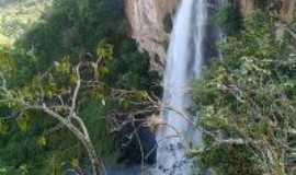 Pedro Gomes - cachoeira �gua branca, Por vanderley