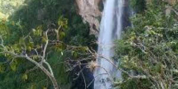 cachoeira Água branca, Por vanderley