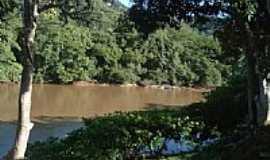 Piraputanga - Rio Aquidauana em Piraputanga-MS-Foto:Rivaldi