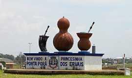 Ponta Por� - Ponta Por� - Princesinha dos Ervais - por Silvia Kill