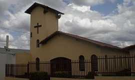 Ponta Porã - Ponta Porã-MS-Igreja da Comunidade São Geraldo-Foto:Paulo Yuji Takarada