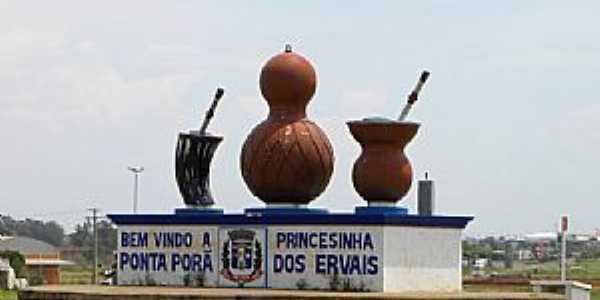 Ponta Porã - Princesinha dos Ervais - por Silvia Kill