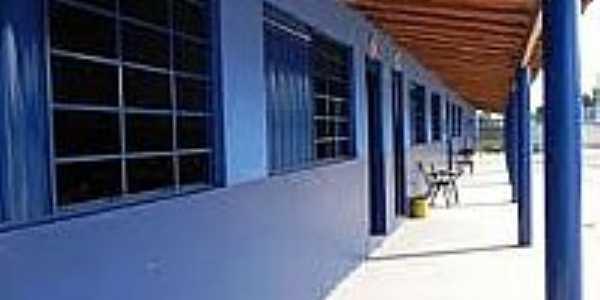 Colégio em Boa Vista do Lagamar-BA-Foto:odiariodabahia.