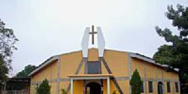Igreja Matriz de N.S. da Conceição foto Vicente A. Queiroz