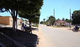 Rio Negro - Rio Negro-MS-Avenida central-Foto:sabino josé