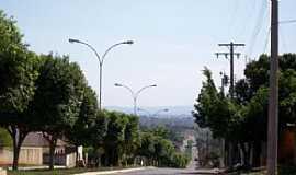 Rio Negro - Rio Negro-MS-Avenida principal-Foto:geraldoresende.