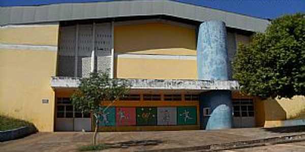 Rio Negro-MS-Centro Esportivo José Cardoso Ferreira-Foto:Sergio Falcetti