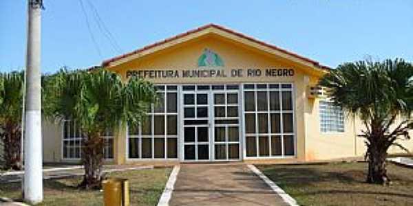 Rio Negro-MS-Prefeitura Municipal-Foto:Sergio Falcetti