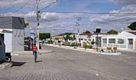 Boa Vista do Tupim - Avenida em Boa Vista do Tupim-BA-Foto:JOAO MENDES