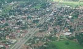 Rio Verde de Mato Grosso - Vista aérea