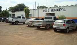 Santa Rita do Pardo - Paço Municipal