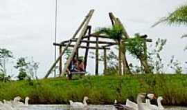 São Gabriel do Oeste -  Parque Ecológico Águas do Guarani
