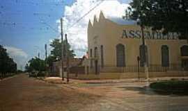 Selvíria - Igreja Assembléia de Deus-Foto:admeneghel