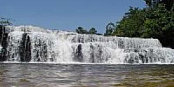 Cachoeira de Sete Quedas-MS-Foto:Cassio Scomparin