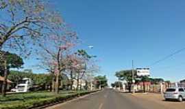 Sidrolândia - Sidrolândia-MS-Avenida Dorvalino dos Santos-Foto:Paulo Yuji Takarada