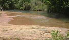 Sonora - Córrego Confusão em Sonora-MS-Foto:ivaldo silva