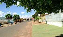 Sonora - Rua dos Mecânicos em Sonora-MS-Foto:ivaldo silva