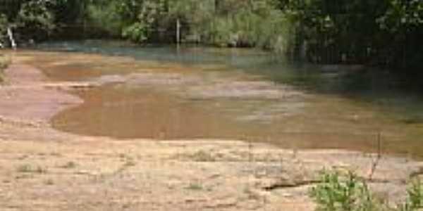 Córrego Confusão em Sonora-MS-Foto:ivaldo silva