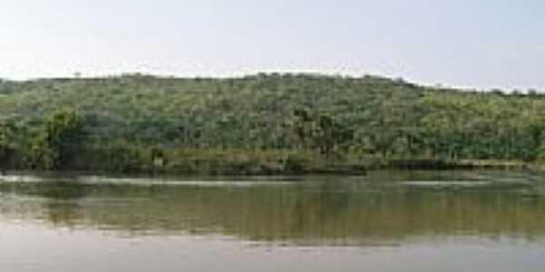 Rio Correntes em Sonora-MS-Foto:ivaldo silva