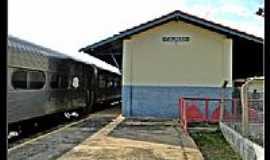 Taunay - Estação Ferroviária de Taunay-MS-Foto:Roberta Soriano