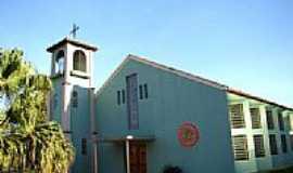 Terenos - Igreja Matriz de S. Antonio de Pádua foto Vicente A. Queiroz