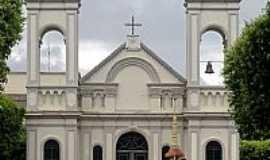 Tr�s Lagoas - Tr�s Lagoas-MS-Igreja de Santo Ant�nio-Foto:helder costa