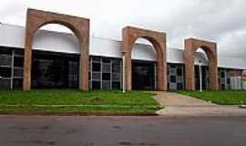 Tr�s Lagoas - Tr�s Lagoas-MS-Nova Biblioteca-Foto:helder costa
