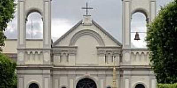 Três Lagoas-MS-Igreja de Santo Antônio-Foto:helder costa