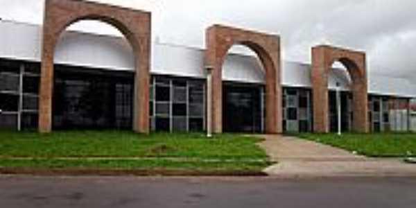 Tr�s Lagoas-MS-Nova Biblioteca-Foto:helder costa