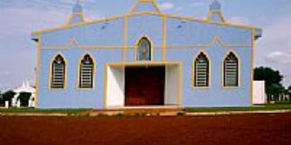 Igreja de São Sebastião-Foto:DjJan