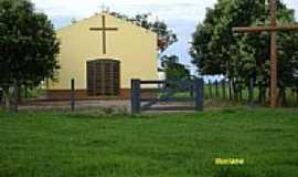 Ainhumas - Igreja-Foto:Leandro A Luciano