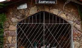 Alcantilado - Alcantilado-MT-Capela de Santos Reis-Foto:Minoru Onoe