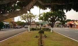 Alto Araguaia - Alto Araguaia-MT-Centro da cidade-Foto:achetudoeregiao.