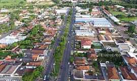 Alto Araguaia - Alto Araguaia-MT-Vista aérea-Foto:altoaraguaia.mt.